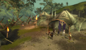 Guild Wars Factions Screenshot from Shacknews