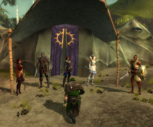 Guild Wars Factions Screenshots