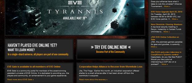 EVE Online News
