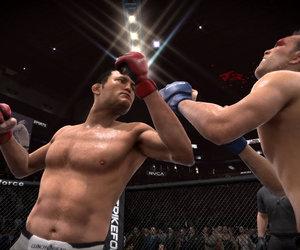 EA Sports MMA Screenshots