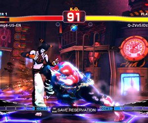Super Street Fighter 4 Screenshots