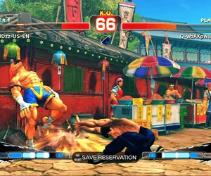 Super Street Fighter 4 Videos