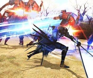 Sengoku Basara: Samurai Heroes Screenshots