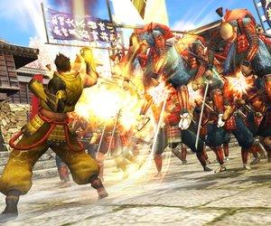 Sengoku Basara: Samurai Heroes Chat