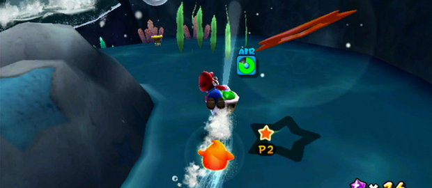 Super Mario Galaxy 2 News