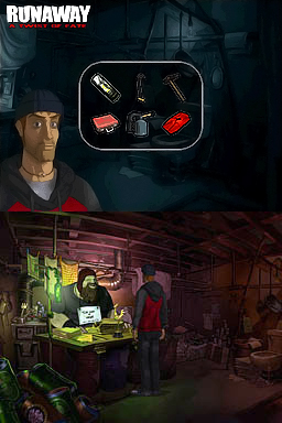 Runaway: A Twist of Fate Screenshots