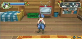 Harvest Moon: Hero of Leaf Valley Screenshot from Shacknews