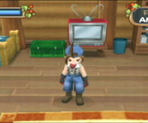 Harvest Moon: Hero of Leaf Valley Chat