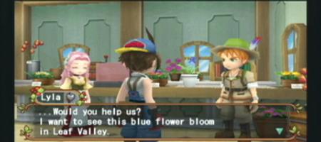 Harvest Moon: Hero of Leaf Valley Files