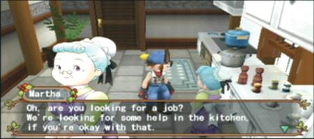 Harvest Moon: Hero of Leaf Valley Screenshots
