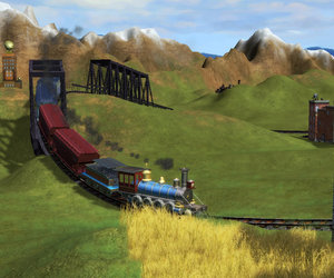 Sid Meier's Railroads! Screenshots