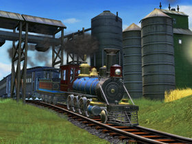 Sid Meier's Railroads! Screenshot from Shacknews