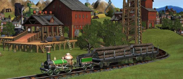 Sid Meier's Railroads! News
