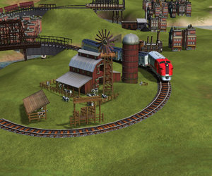 Sid Meier's Railroads! Files