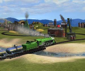 Sid Meier's Railroads! Screenshots