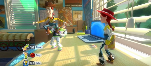 Toy Story 3: The Video Game News