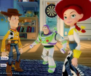 Toy Story 3: The Video Game Files