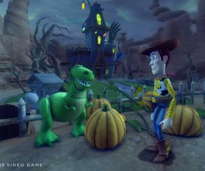 Toy Story 3: The Video Game Chat