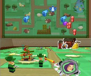 Toy Story 3: The Video Game Screenshots