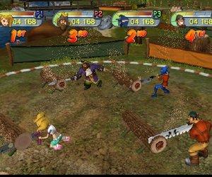 Go Play Lumberjacks Screenshots