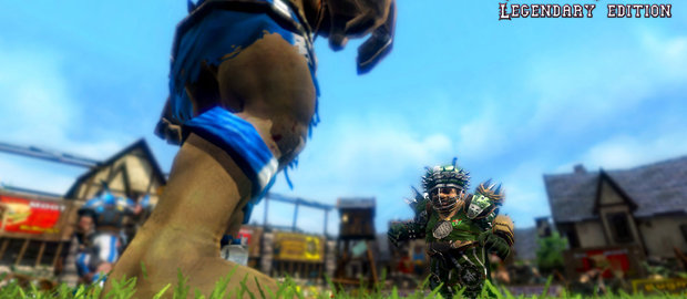 Blood Bowl: Legendary Edition News