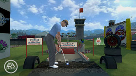 Tiger Woods PGA Tour 11 Screenshot from Shacknews