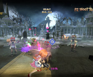 Zombie Panic in Wonderland Screenshots