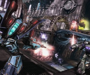 Transformers: War For Cybertron Files