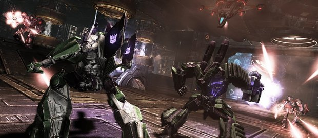 Transformers: War For Cybertron News