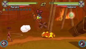 Naruto Shippuden: Ultimate Ninja Heroes 3 Screenshot from Shacknews