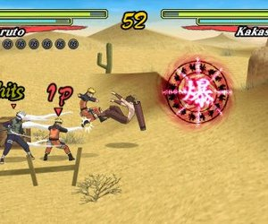 NARUTO SHIPPUDEN: Ultimate Ninja Heroes 3 Videos