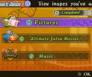 NARUTO SHIPPUDEN: Ultimate Ninja Heroes 3 Files