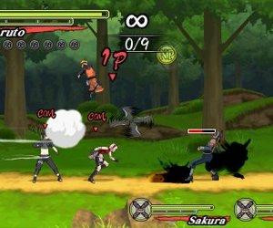 NARUTO SHIPPUDEN: Ultimate Ninja Heroes 3 Screenshots