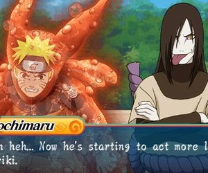 NARUTO SHIPPUDEN: Ultimate Ninja Heroes 3 Screenshots