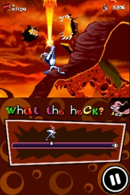 Earthworm Jim Chat