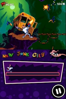 Earthworm Jim Files