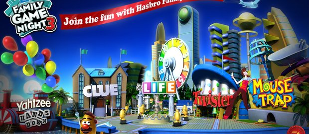 HASBRO FAMILY GAME NIGHT 3 News