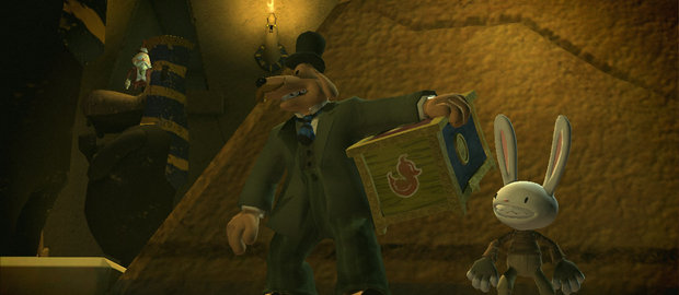 Sam & Max Episode 302: The Tomb of Sammun-Mak News