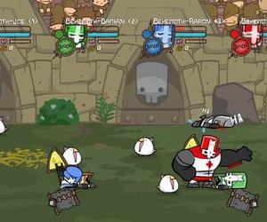 Castle Crashers Chat