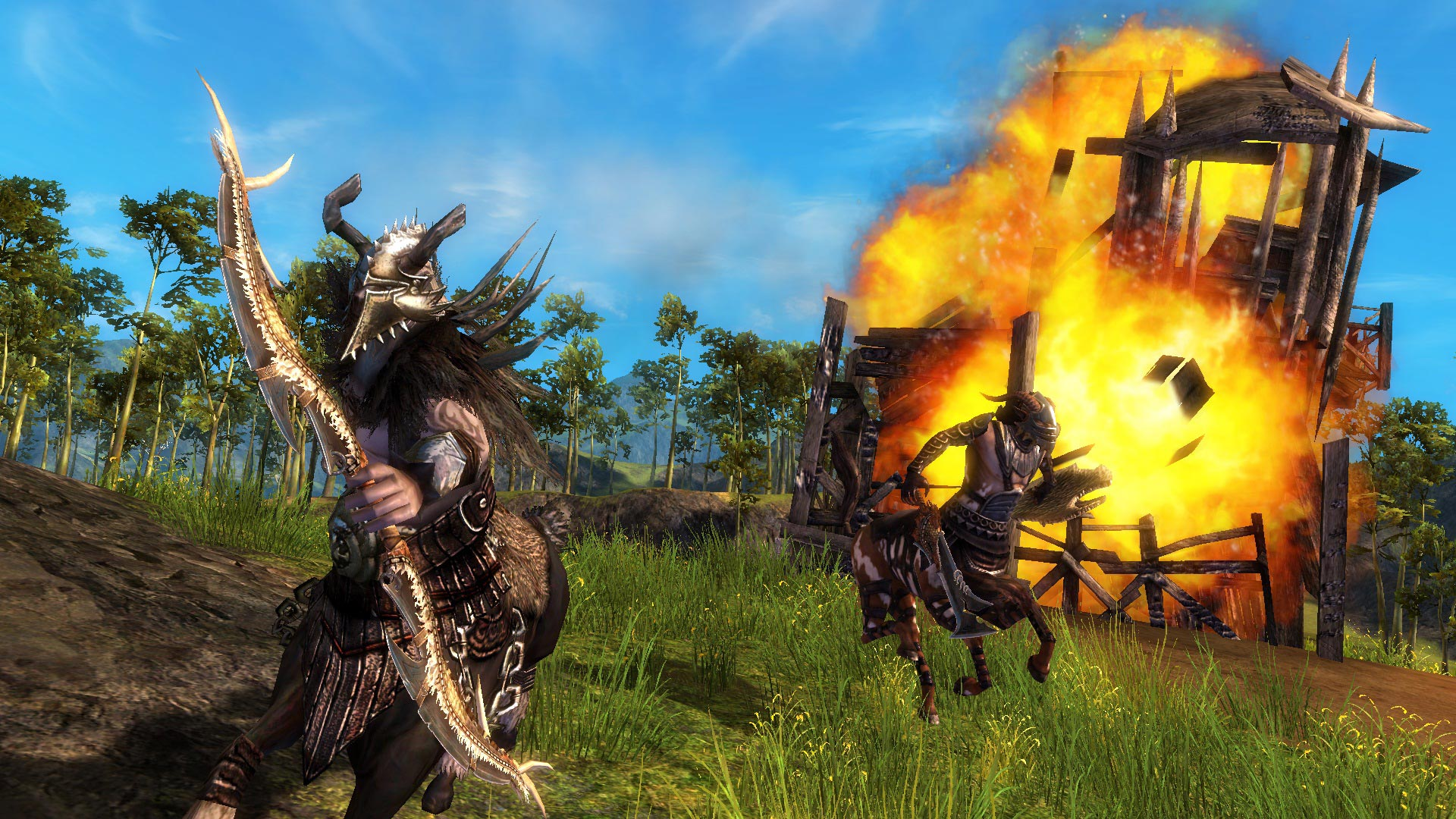 Guild Wars 2 Key (Digital Deluxe Edition) Screenshot 12.