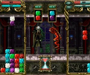 Castlevania Puzzle: Encore of the Night Chat