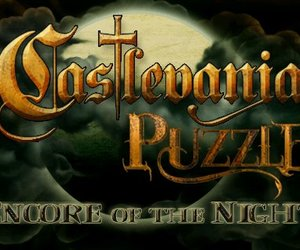 Castlevania Puzzle: Encore of the Night Files