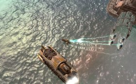 Naval Warfare Screenshot from Shacknews
