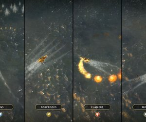 AQUA - Naval Warfare Screenshots
