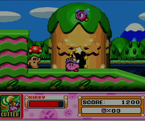 Kirby Super Star Screenshots