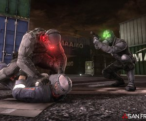 Tom Clancy's Splinter Cell Conviction Deluxe Edition {UK} Screenshots