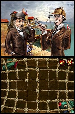 Sherlock Holmes and the Mystery of Osborne House Screenshots
