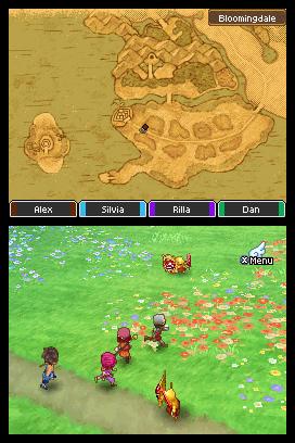Dragon Quest IX: Sentinels of the Starry Skies Screenshots