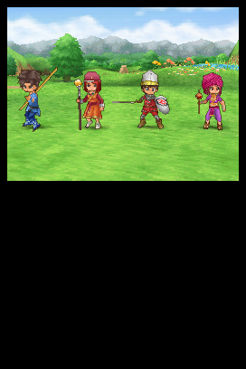 Dragon Quest IX: Sentinels of the Starry Skies Files