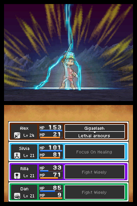 Dragon Quest IX: Sentinels of the Starry Skies Chat
